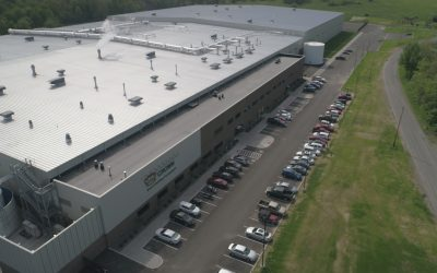 Crown Cork and Seal Production Warehouse Facility