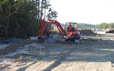 McBailey Properties Site Construction