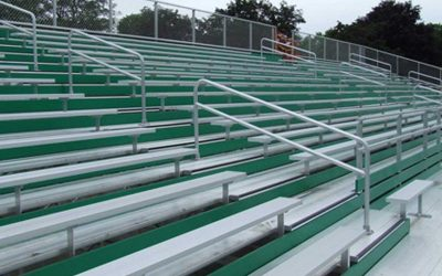 Hamilton CSD Press Box and Bleacher Project